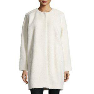 Eileen Fisher Project Alpaca-Blend Cocoon Coat